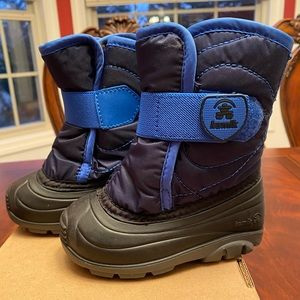 Kamik Snowbug3 Snow/Cold Weather Toddler Boots 6